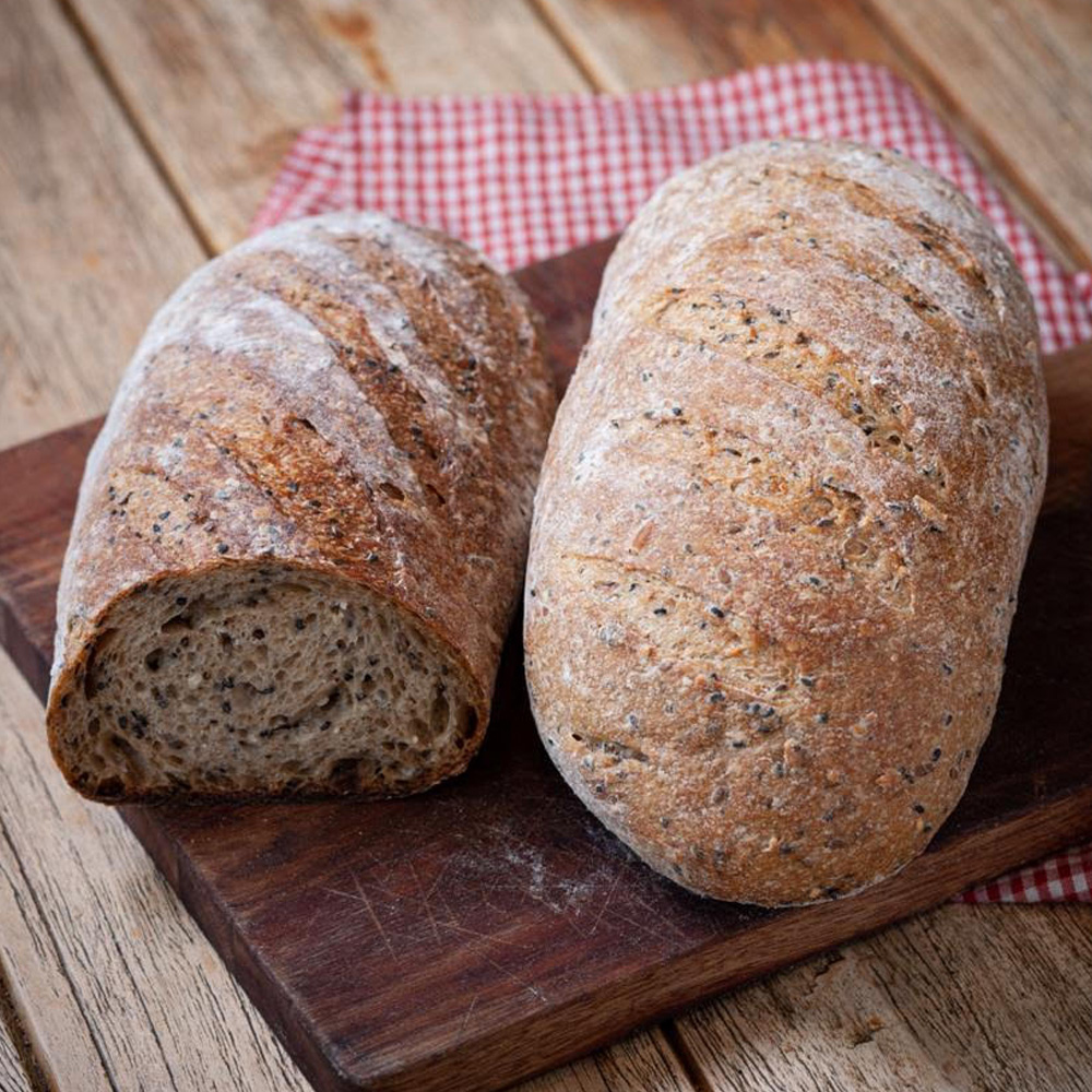 Mixed Seeds Loaf With Sourdough (1kg)